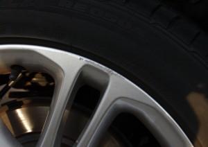 We Fix Alloys before mobile alloy wheel repair