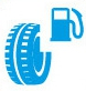 Mobile tyre fitting information